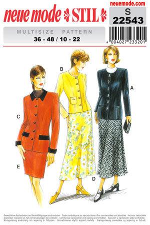 Neue Mode 22543neu