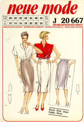 Neue Mode 20667neu