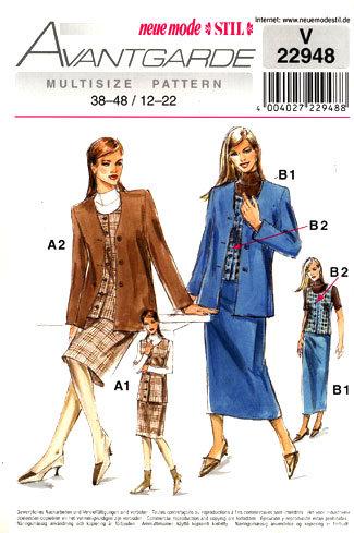 Neue Mode 22948neu