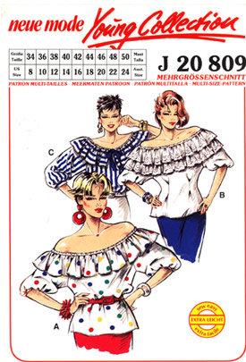 Neue Mode 20809neu