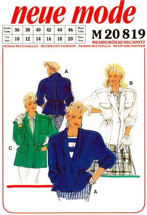 Neue Mode 20819neu
