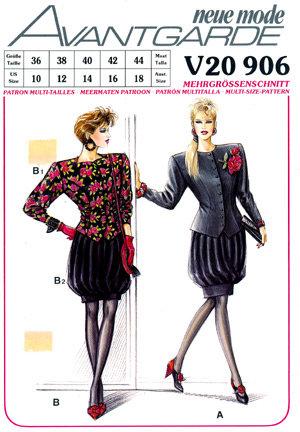 Neue Mode 20906neu