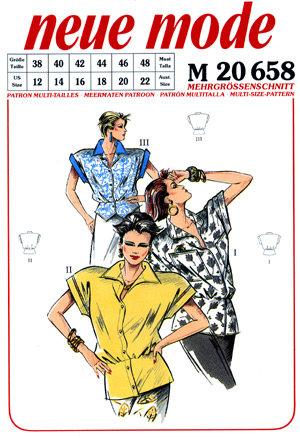 Neue Mode 20658neu