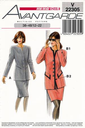 Neue Mode 22305neu
