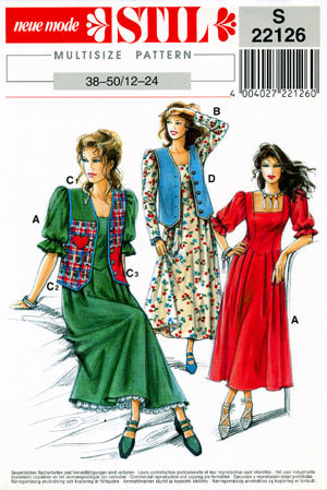 Neue Mode 22126neu