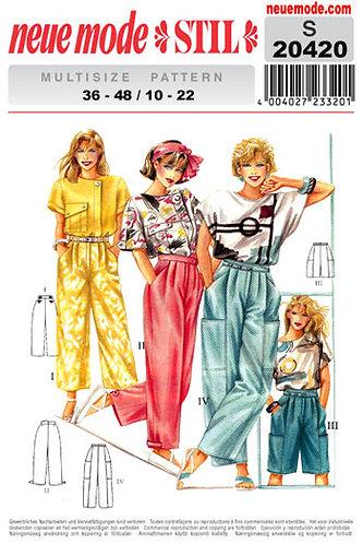 Neue Mode 20420neu