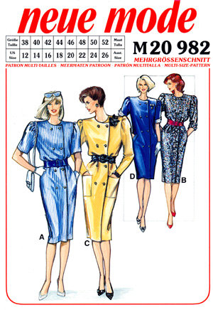 Neue Mode 20982neu