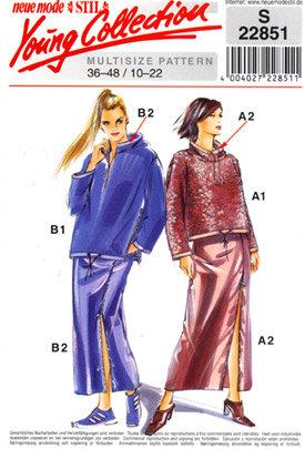Neue Mode 22851neu