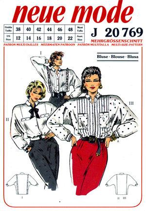 Neue Mode 20769neu