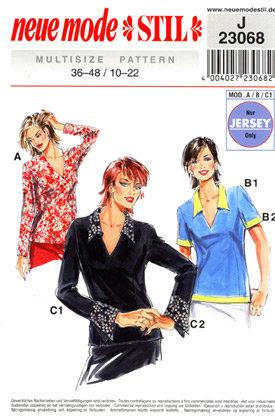 Neue Mode 23068neu
