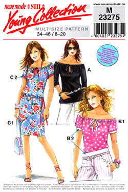 Neue Mode 23275neu