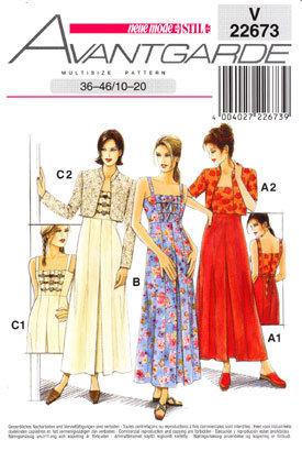 Neue Mode 22673neu