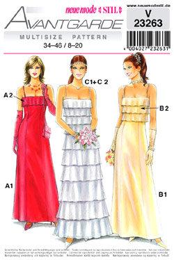 Neue Mode 23263neu
