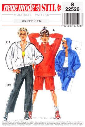 Neue Mode 22526neu