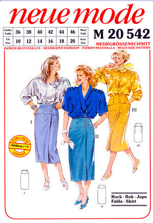 Neue Mode 20542neu
