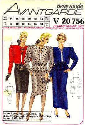 Neue Mode 20756neu