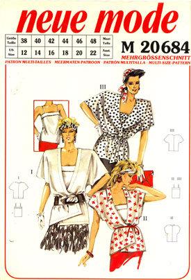 Neue Mode 20684neu