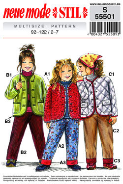 Neue Mode 55501neu