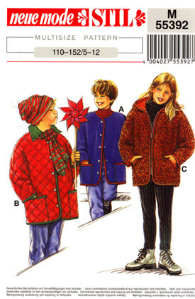 Neue Mode 55392neu