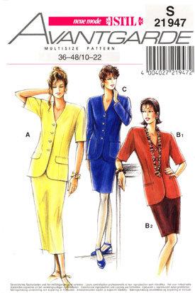 Neue Mode 21947neu