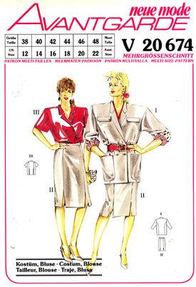 Neue Mode 20674neu