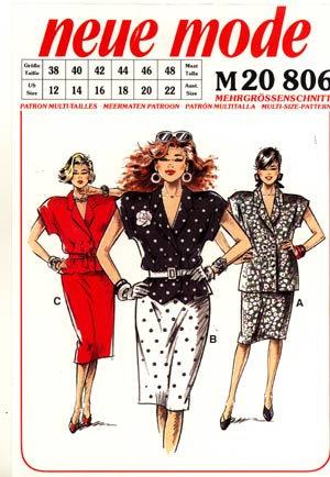 Neue Mode 20806neu