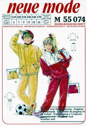 Neue Mode 55074neu