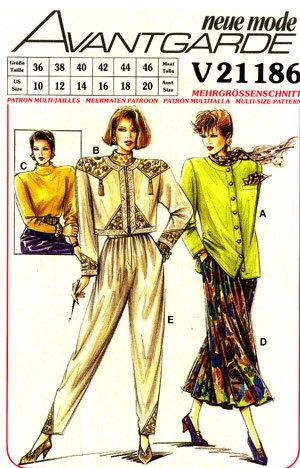 Neue Mode 21186neu