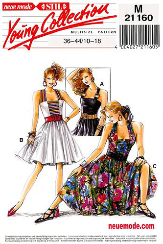 Neue Mode 21160neu