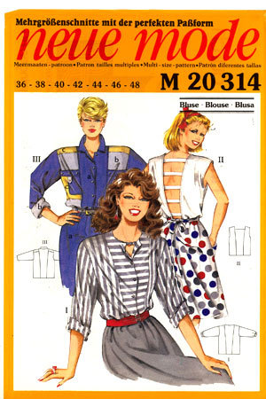 Neue Mode 20314neu