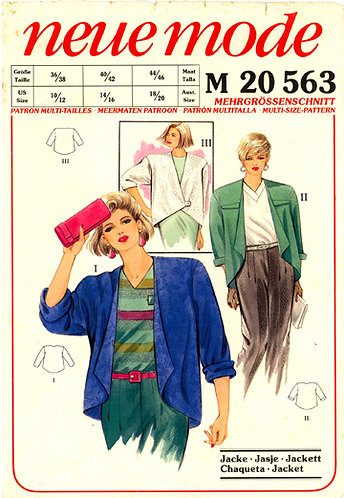 Neue Mode 20563neu