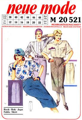 Neue Mode 20521neu