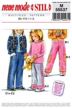 Neue Mode 55537neu