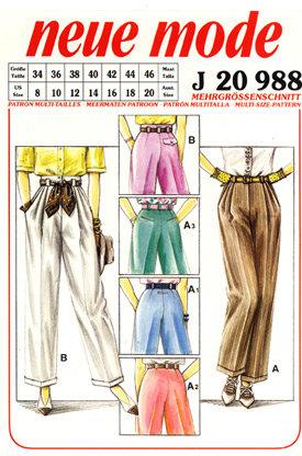 Neue Mode 20988neu
