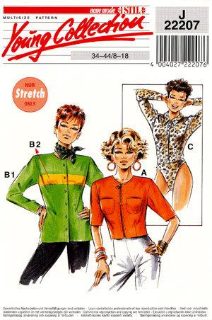Neue Mode 22207neu