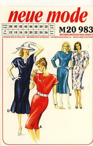 Neue Mode 20983neu