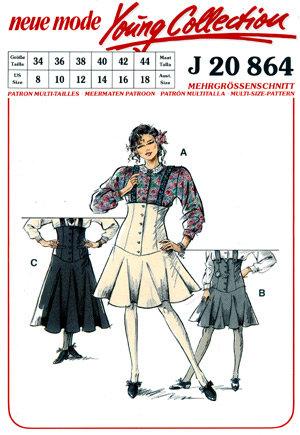 Neue Mode 20864neu