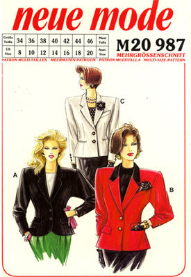 Neue Mode 20987neu