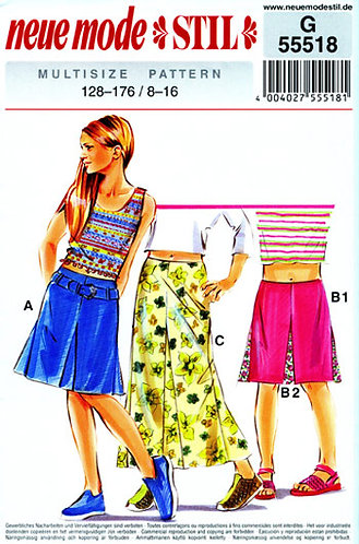Neue Mode 55518neu