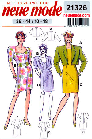 Neue Mode 21326neu