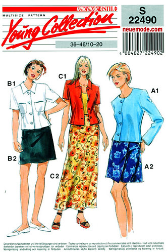 Neue Mode 22490neu