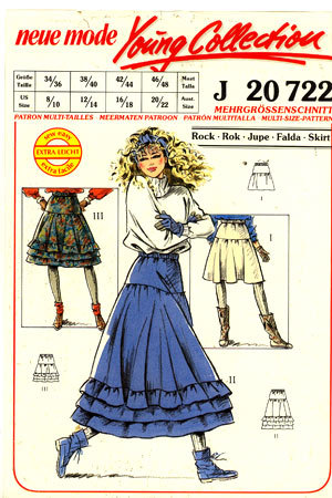 Neue Mode 20722neu