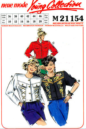 Neue Mode 21154neu