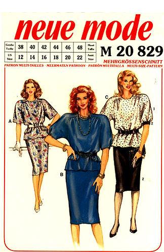 Neue Mode 20829neu