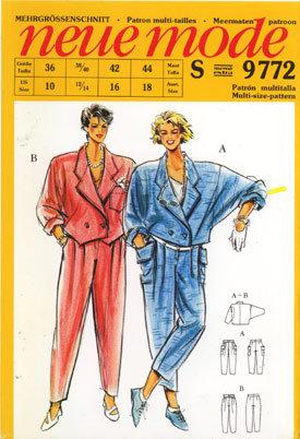 Neue Mode 9772neu