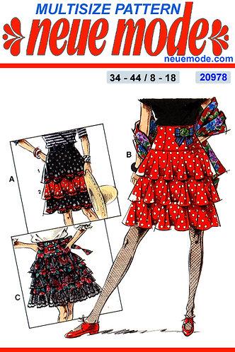 Neue Mode 20978neu