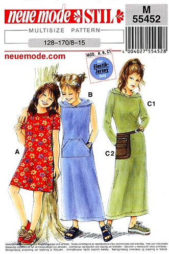 Neue Mode 55452neu