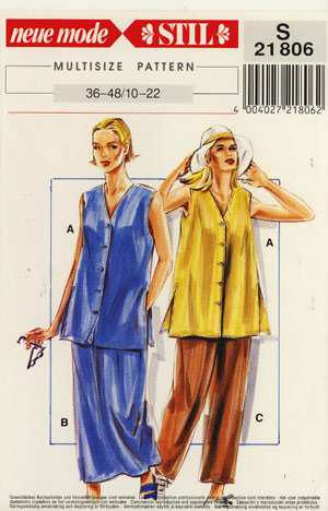 Neue Mode 21806neu