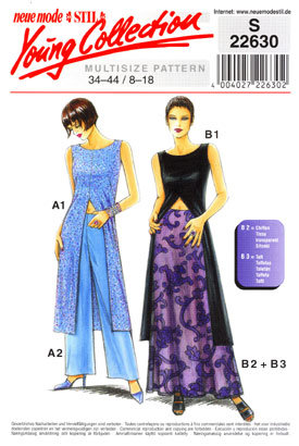 Neue Mode 22630neu