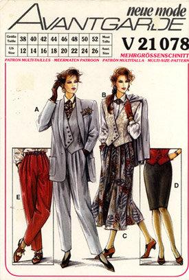 Neue Mode 21078neu